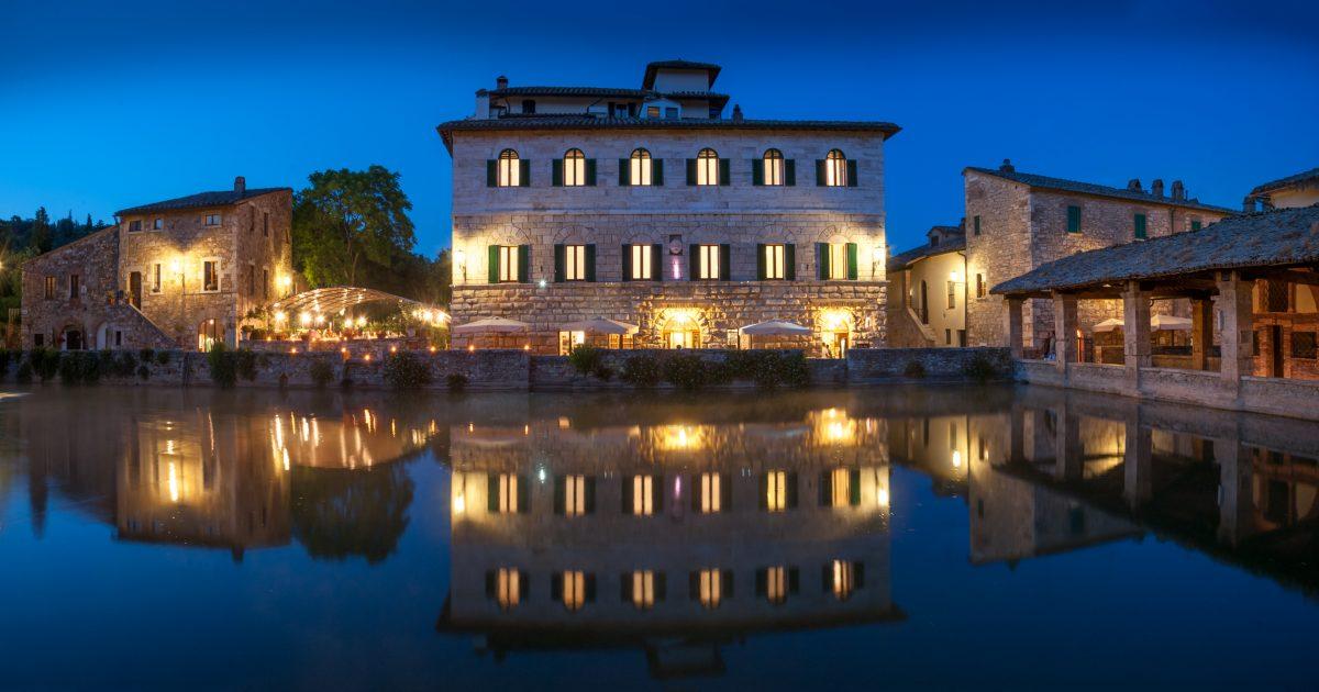 Bagno Vignoni Terme e Benessere in Toscana | Albergo Le Terme